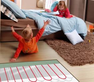 h gre komfort och l gre uppv rmningskostnader med golvv rme energismart. Black Bedroom Furniture Sets. Home Design Ideas