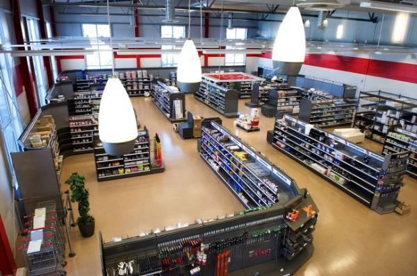 Välkommen till Borlänge – Vår mest energismarta butik