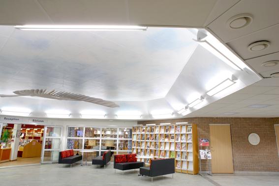 Musikhögskolan i Piteå har blivit energieffektivare