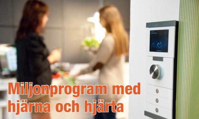 """ABB deltar i projektet """"Framtidslägenheten"""" i Västerås"""