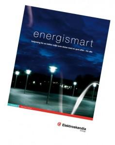 Ny Energismart broschyr- belysning