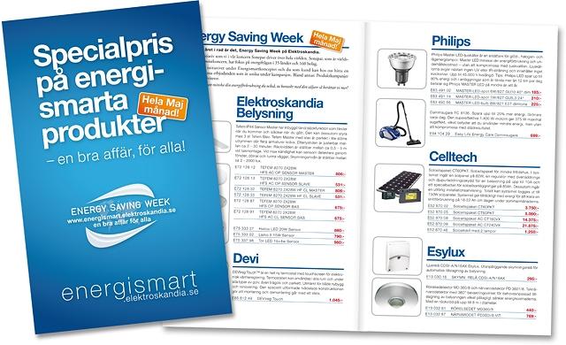Nu startar vår energismarta månad!