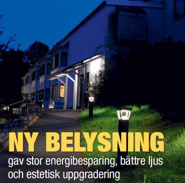 Stor energibesparing på Wendelsbergs folkhögskola
