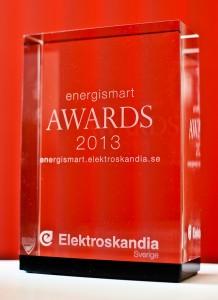 SISAB & ESYLUX prisbelönta för sitt energiarbete!