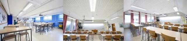 S:t Mikaelsskolan energieffektiviserar med LED-lysrör från Philips