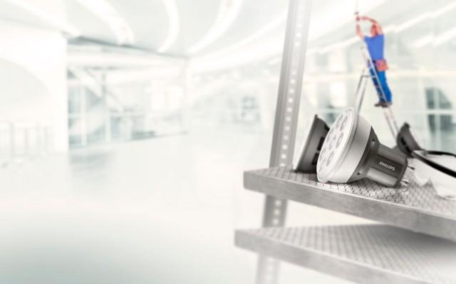 Kvalitet, mervärde och livslängd – med LED-ljuskällor från Philips